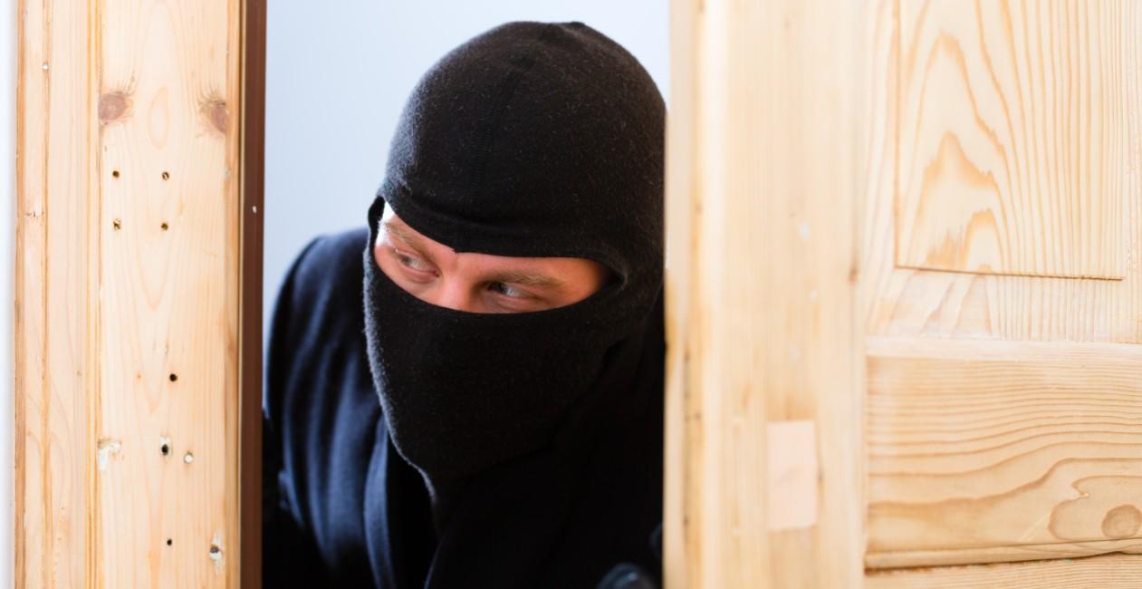 proteggere casa dai ladri