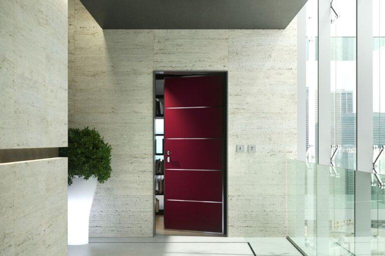 Isolamento termoacustico con la giusta porta blindata