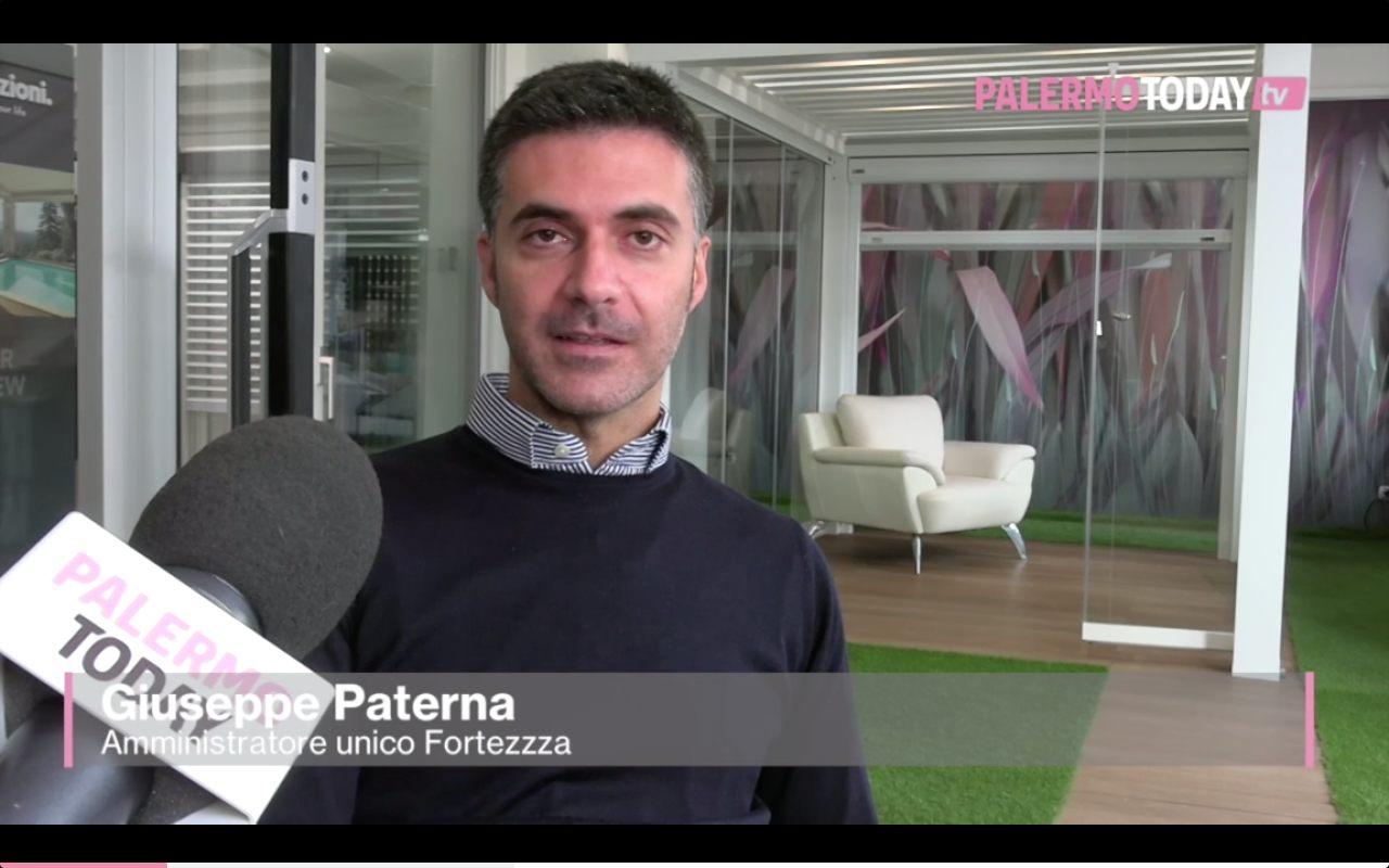 Video Intervista Giuseppe Paterna Fortezzza